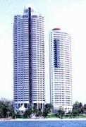 Condo for sale Sky Beach, Wong amat 2 bedrooms 1 bathrooms 93 sqm living area 29 floor 7,500,000 Baht