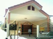 House for rent Theprasit 2 bedrooms 1 bathrooms 140 sqm land 1 storey 11,000 Baht per month