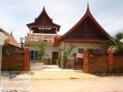 House for rent South Pattaya 3 bedrooms 3 bathrooms 264 sqm land 1 storey 40,000 Baht per month