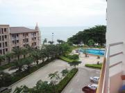 Condo for rent Jomtien 1 bedrooms 1 bathrooms 48 sqm living area 5 floor 20,000 Baht per month