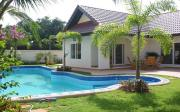 House for rent East Pattaya 4 bedrooms 4 bathrooms 532 sqm land 1 storey 80,000 Baht per month