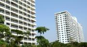 Condo for rent JOMTIEN 1 bedrooms 1 bathrooms 96 sqm living area 1 floor 30,000 Baht per month
