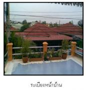 2 storey house for sale East Pattaya 2 bedrooms 2 bathrooms 64 sqm land 1,500,000 Baht