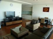 Condo for rent Pattaya Beach Rd., 1 bedrooms 1 bathrooms 80 sqm living area  floor 39,000 Baht per month