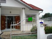 1 storey house for sale East Pattaya 2 bedrooms 1 bathrooms 114 sqm land 1,700,000 Baht